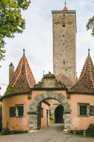 Rothenburg ob der Tauber, Germany - The Overseas Escape-17