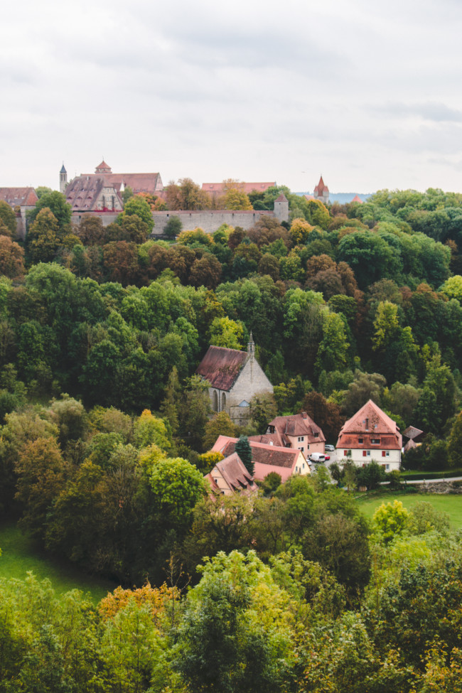 Rothenburg ob der Tauber, Germany - The Overseas Escape-19