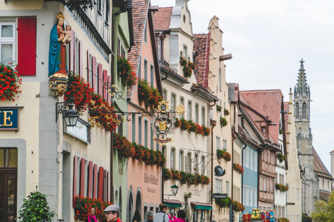 Rothenburg ob der Tauber, Germany - The Overseas Escape-4