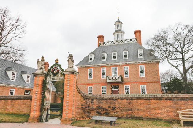 Colonial Williamsburg - The Overseas Escape-19