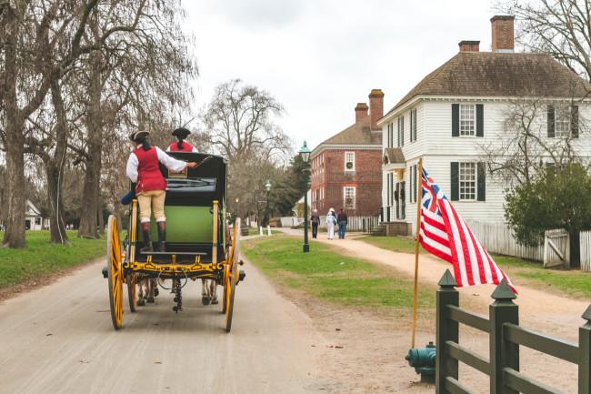 Colonial Williamsburg - The Overseas Escape-20