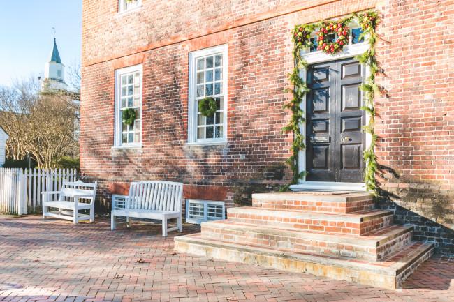Colonial Williamsburg - The Overseas Escape-25