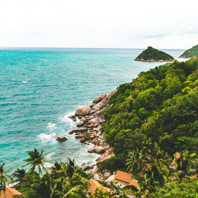 Aminjirah Resort - Koh Tao, Thailand - The Overseas Escape-1-2