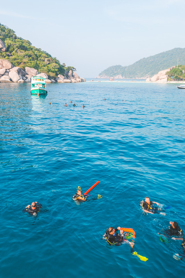 Big Blue Diving School - Koh Tao, Thailand - The Overseas Escape-4