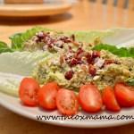 Cranberry-Almond Avocado Chicken Salad