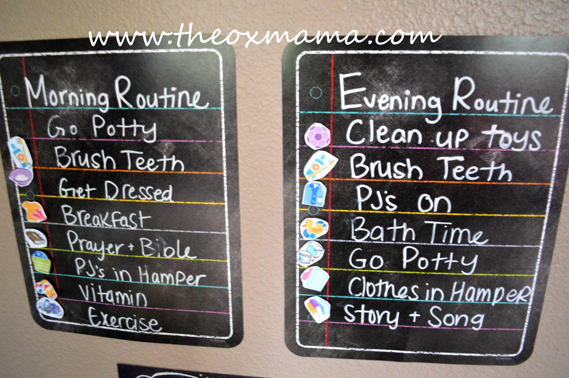 Our Weekly Homeschool Schedule