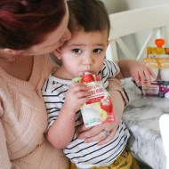 Baby Snack Time and 4 Ways to Get Creative with it!