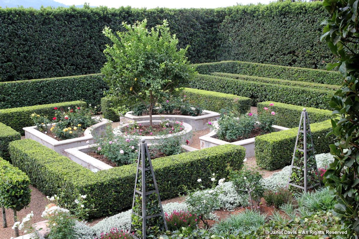 Vegetable Garden Wood Box
