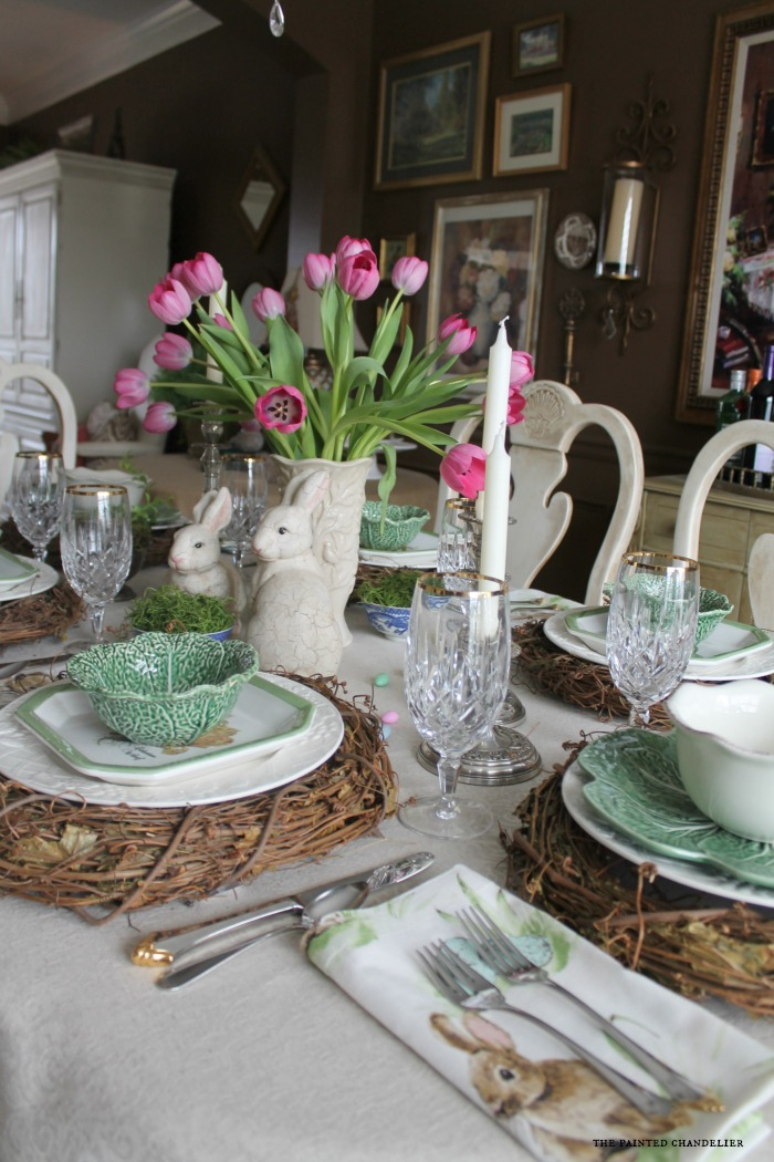 tulips-cabbage-bowl-bunny-napkins-rabbits