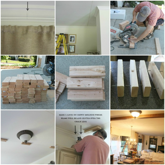 az-faux-beam-tutorial-steps-with-crown-molding