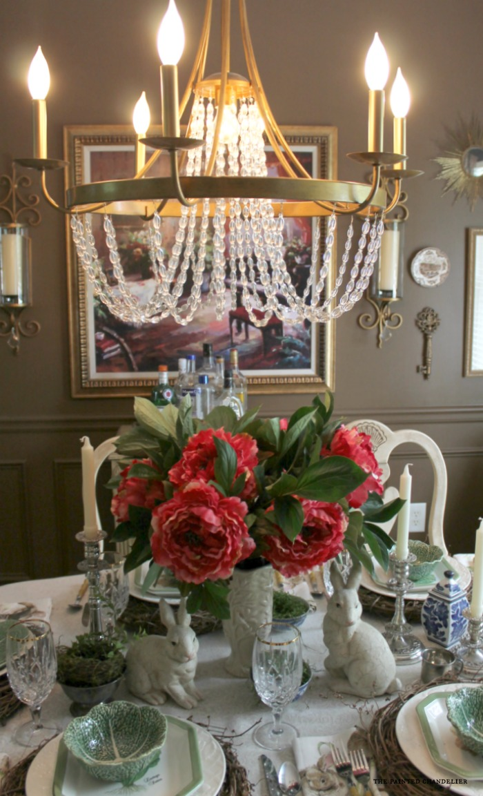 Dining Room New Empire Chandelier