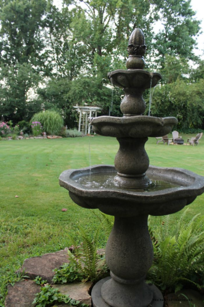 fountain-backyard