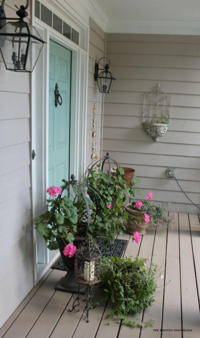 front-door-geraniums