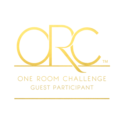 One Room Challenge-Week 1