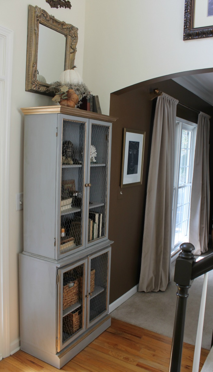 gray-and-gold-bookcase-1-the-painted-chandelier-blog-orc