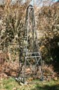 "Standard Obelisk, 4'-6""' x 15"" x 15"""