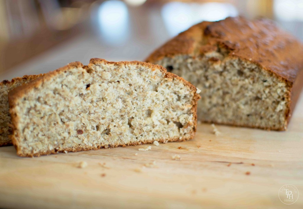 The Best Banana Nut Bread Recipe Ever!