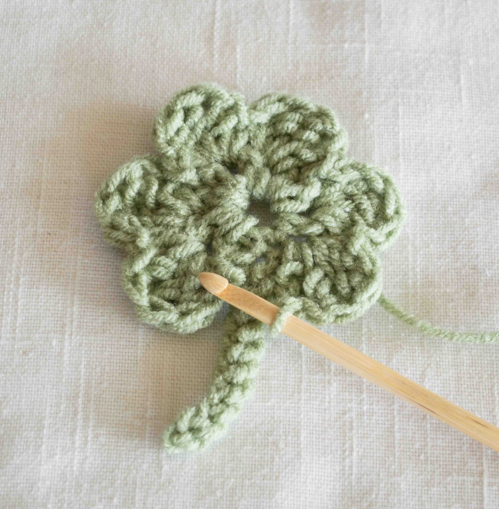 Shamrock Crochet Pattern