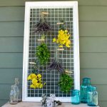 Herb Drying Rack Repurposed From A Picture Frame