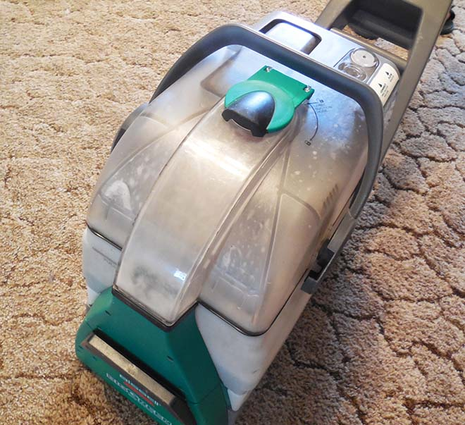 The Steam Cleaner Challenge and a Giveaway! 03