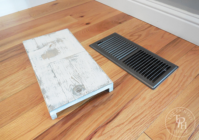DIY Floor Air Vent Covers