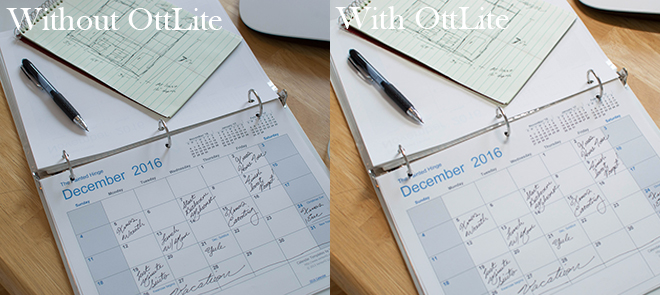 See Stuff Better With OttLite