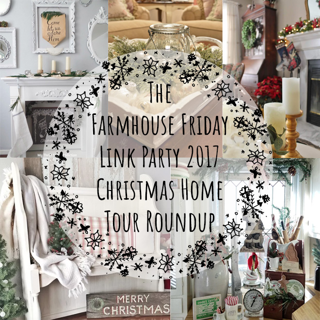 The Farmhouse Friday Link Party #38
