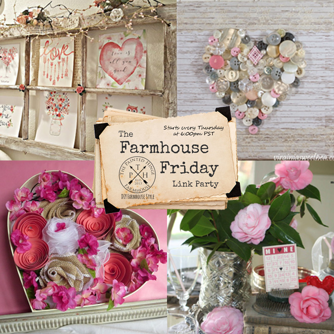 The Farmhouse Friday Link Party #43