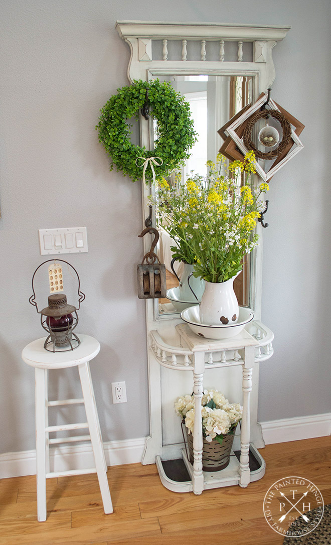2018 Spring Home Tour and Blog Hop