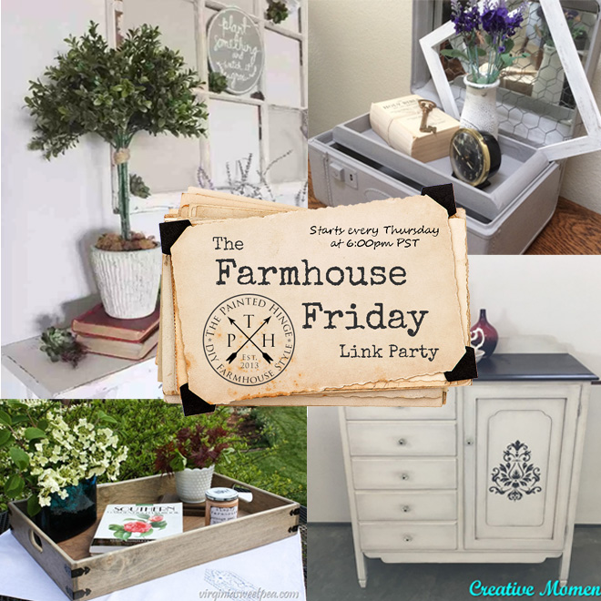 The Farmhouse Friday Link Party #52