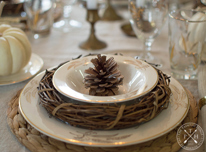 More Thanksgiving Tablescape Inspiration