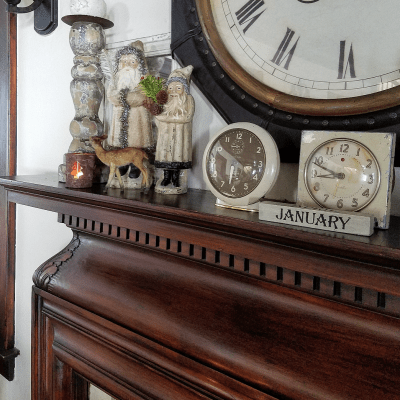 Transitioning from Christmas to Winter Decor – The Farmhouse Friday Link Party Week 89