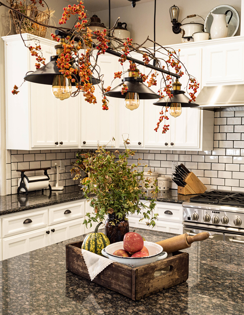 Fall in the Kitchen
