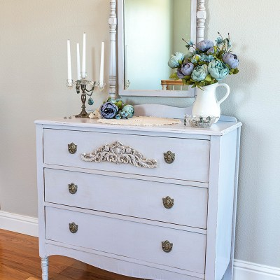 Vintage Dresser Makeover with Amy Howard at Home One-Step Paint
