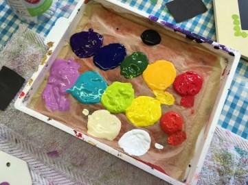 Jo Sonja Creative Possibilities Palette