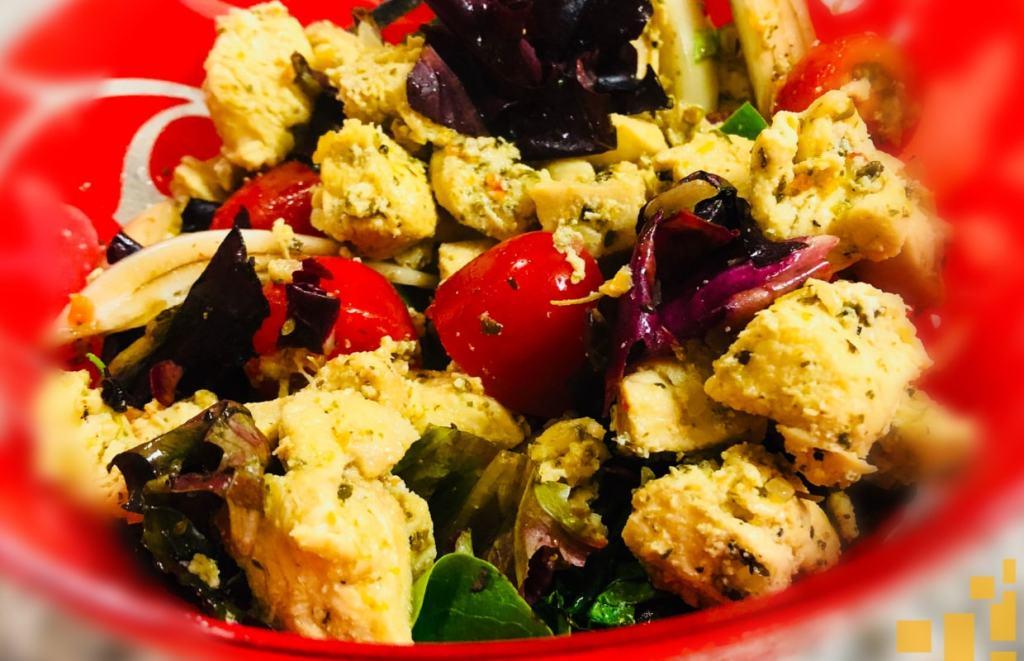 Italian Chicken Salad