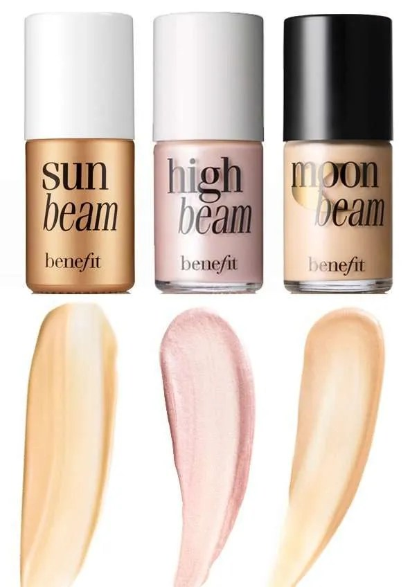 Image result for benefit sun beam