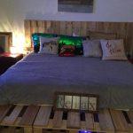 Wood Pallet Bed Frames For Sale The Pallet Guys