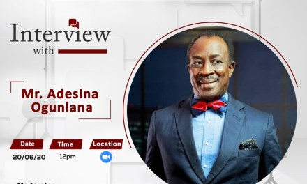 The PALM Interview with Mr Adesina Ogunlana, Presidential Candidate, Nigerian Bar Association Election 2020.
