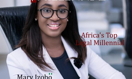 Mary Izobo: Africa's Legal Millennial