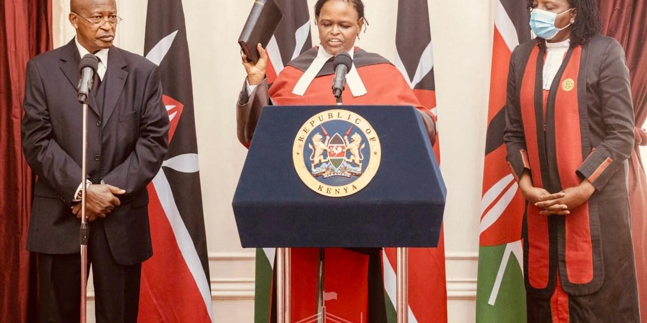 Kenya: Transformation as Kenya Inaugurates First Female Chief Justice Amidst Legal and Socio-Political Hurdles