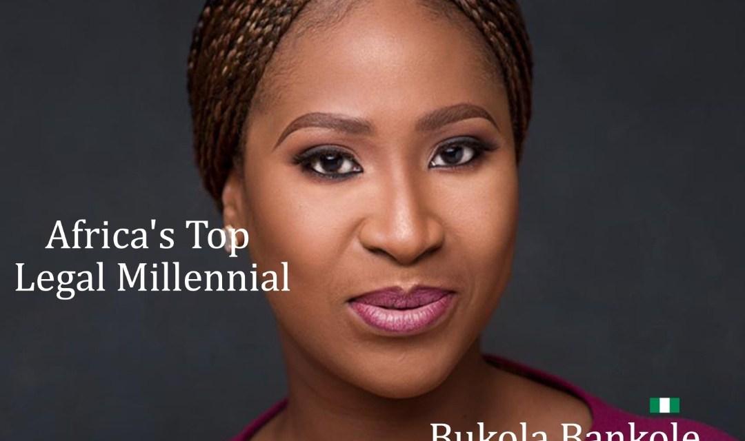 Bukola Bankole: Africa's Legal Millennial