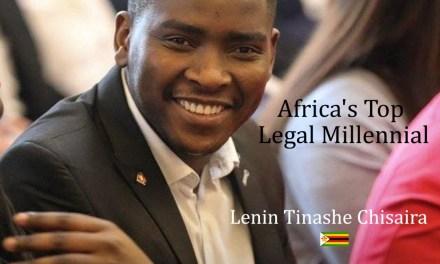 Lenin Tinashe Chisaira: Africa's Legal Millennial
