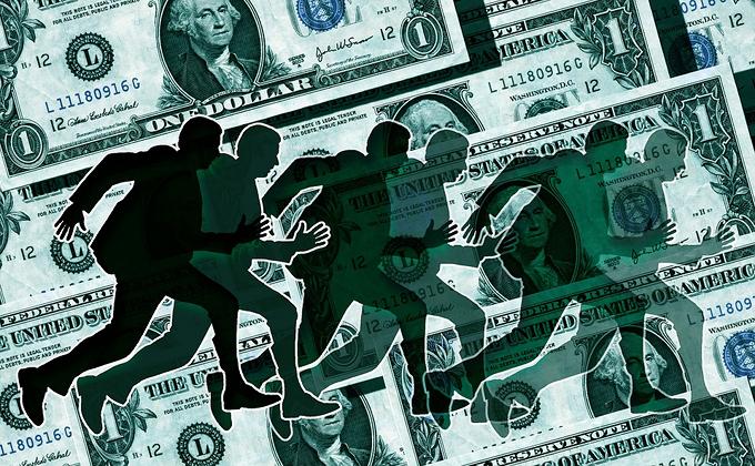 cash race