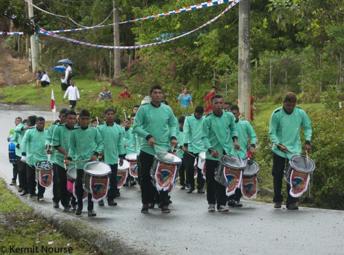 desfile verde 2