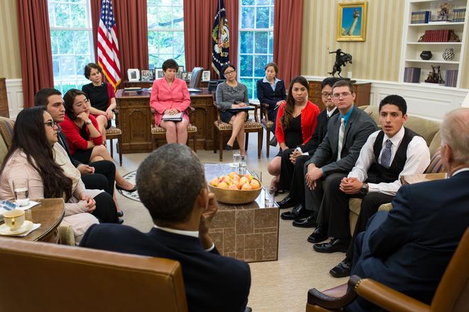 Barack, Joe and the Dreamers