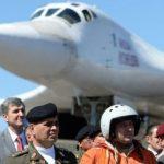 Putin shows off for Maduro
