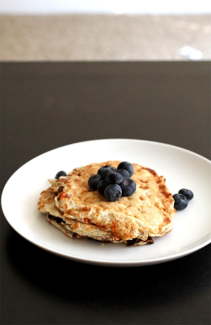 Cottage Cheese Pancakes // The Pancake Princess