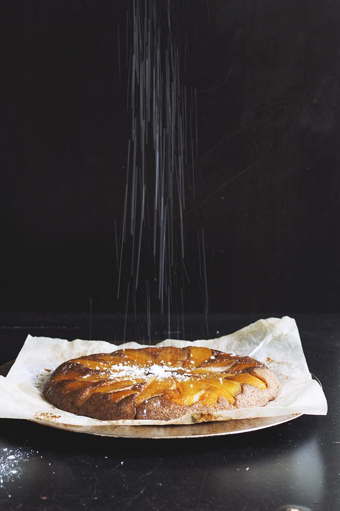 Vegan Mango Cake // The Pancake Princess
