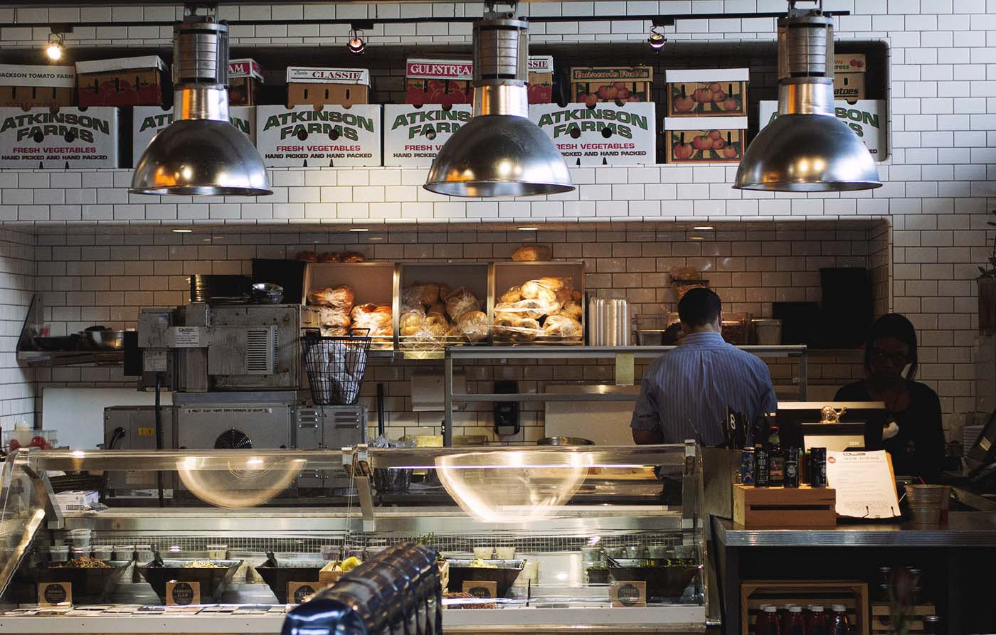 local foods houston